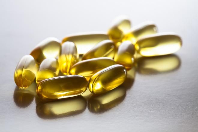DHA omega 3 fatty acids