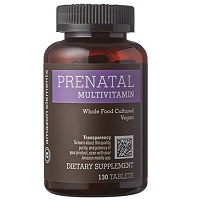 Amazon Elements Prenatal Multivitamin Review