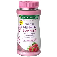 Nature's Bounty Essential Prenatal Gummies Review
