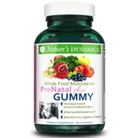 Nature's Dynamics PreNatal Plus Gummy Review