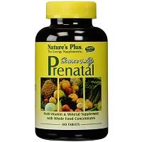 Nature's Plus Source of Life Prenatal Review