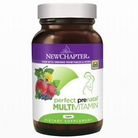 New Chapter Perfect Prenatal Multivitamin Review