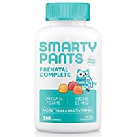 Smarty Pants Prenatal Complete Review