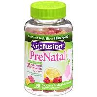 Vitafusion Prenatal Vitamin Review