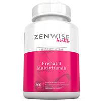 Zenwise Health Prenatal Multivitamin Review